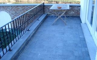 Opritten & terrassen